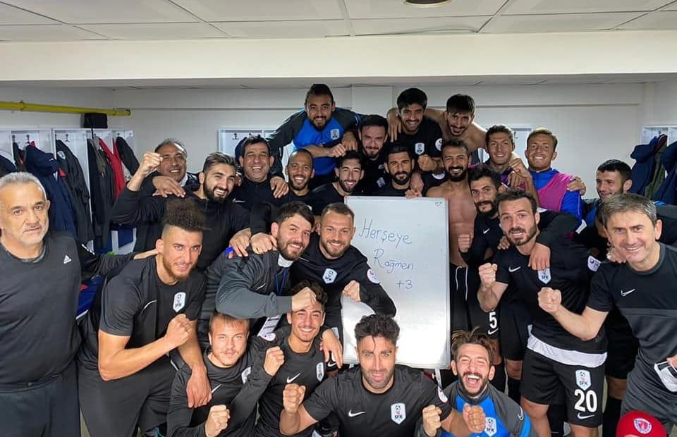 Sancaktepe FK kapatılıyor iddiası. Futbolcular serbest kaldı!