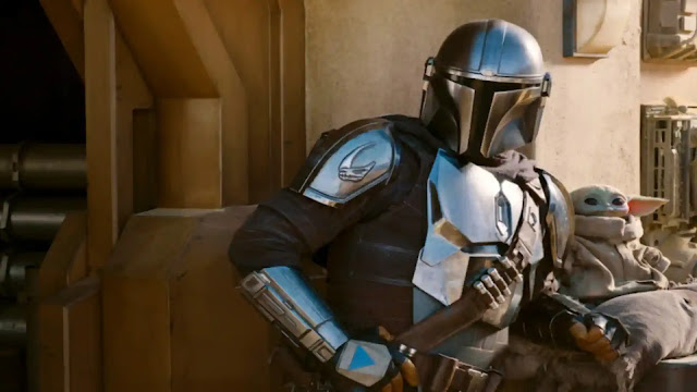 Where we left off with 'The Mandalorian' Season 2