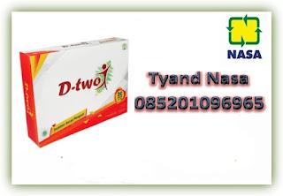 Dtwo Suplemen Herbal Untuk Diet Dan Detox Secara Alami