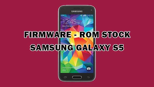 rom stock Samsung Galaxy S5 GT-I9600 Clon