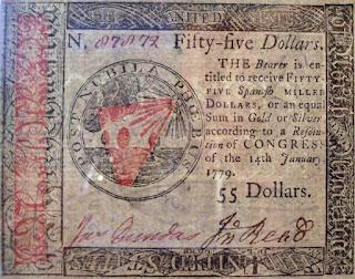 Origen de las Criptomonedas y el Bitcoin Printed-dollar-note