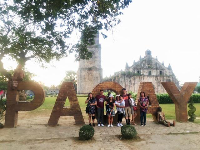 UNESCO World Heritage - Paoay Church in Ilocos Norte, Philippines