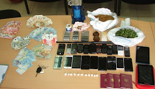 Εξαρθρώθηκε εγκληματική οργάνωση που διακινούσε ναρκωτικά στην Ηλεία. 11 συλλήψεις