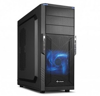Casing SHARKOON PC T3-V