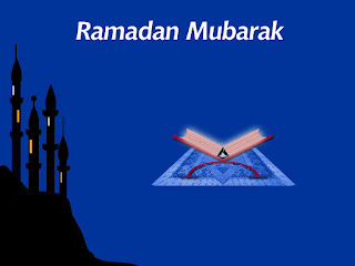 Ramadaan is a month full of Mercy and blessings