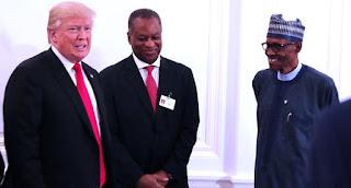 Buhari meets with Trump at UN General Assembly [PHOTOS]