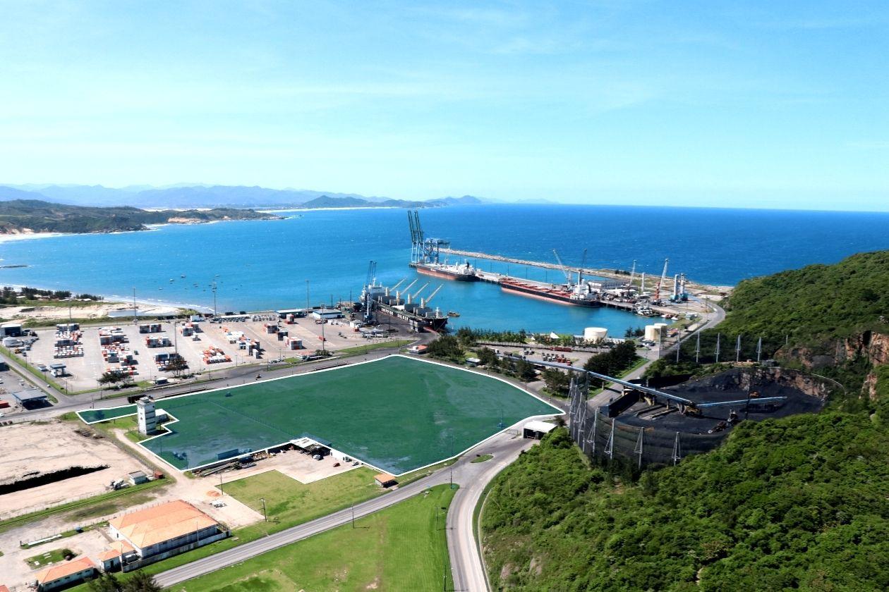 Terminal de Minerais do Porto de Imbituba terá arrendamento transitório