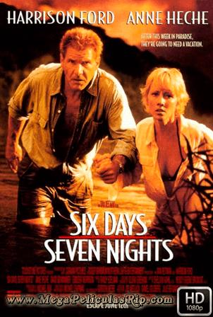 Seis Dias Y Siete Noches [1080p] [Latino-Ingles] [MEGA]