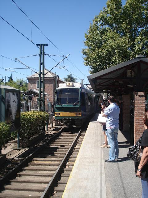 Trem de La Costa