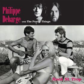 Phillipe DeBarge & the Pretty Things' Rock St. Trop