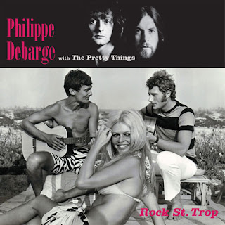 Phillipe DeBarge & the Pretty Things' Rock St. Trop
