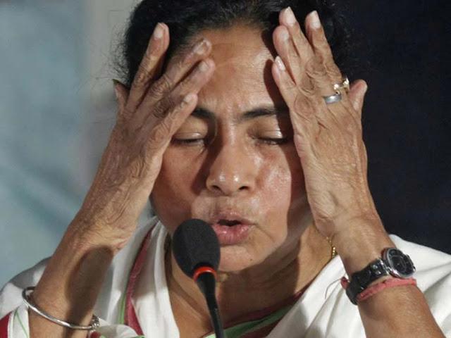 West Bengal's leader Mamata Banerjee