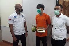 Satnarkoba Polrestabes Medan,Tangkap Bandar 730 Gram Sabu