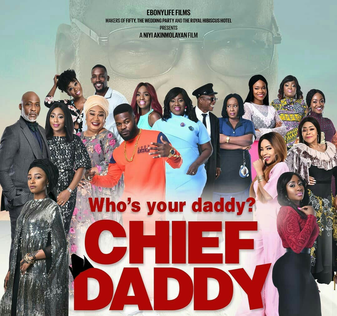 Chief Daddy (Theatrical Poster)