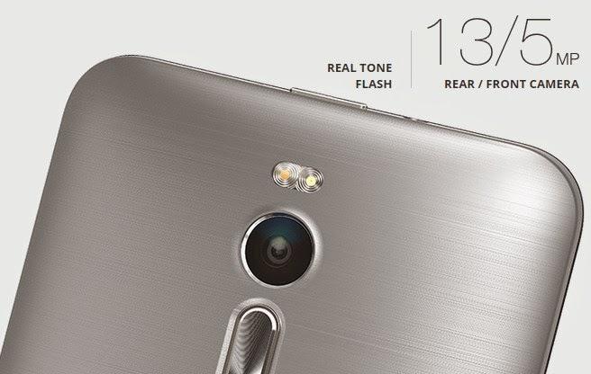 Image of Review dan Spesifikasi Asus ZenFone 2