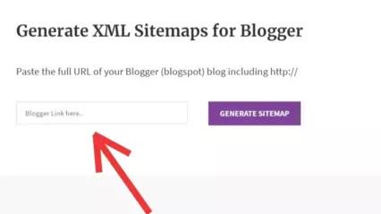 Blogger blog के लिए sitemap बनाने का तरीका, sitemap क्या है?, sitemap बनाने का फायदा क्या है?, sitemap कैसे submit करें