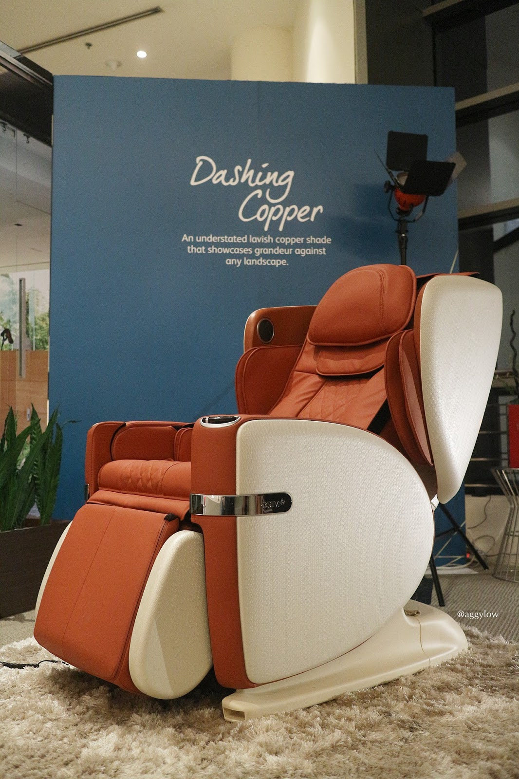 massage chair osim luxe uinfinity extra singapore