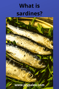 Sardine is an oily fish, which is characterized by its small size and many health benefits, and there are twenty one types of sardines, and one of these types is what is sold in the form of canned fish.