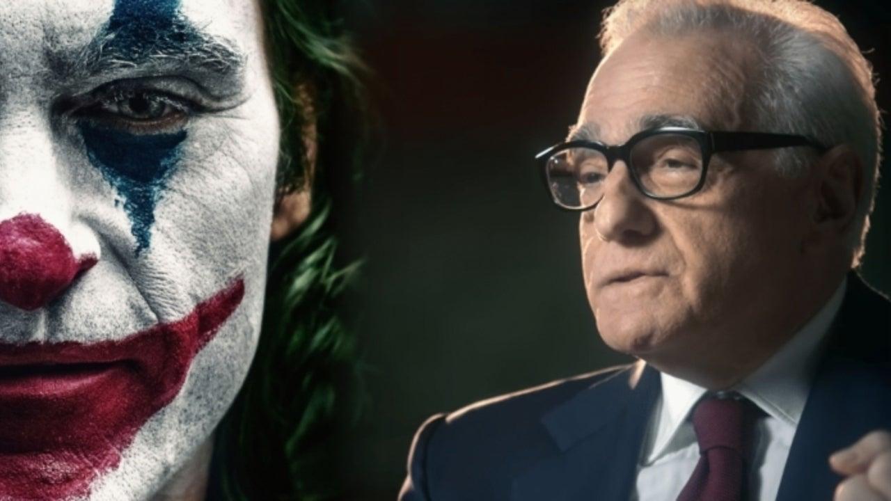 Martin Scorsese diz que não viu o filme do Coringa