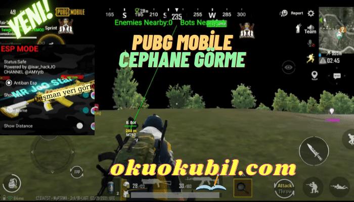 Pubg Mobile Cephane Görme + Rakip Yeri Görme ESP + Aimbot Apk İndir