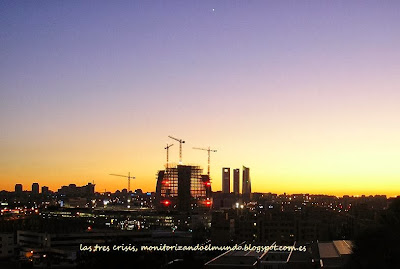 Cielos despejados en Madrid