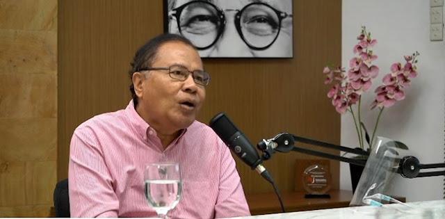 Rizal Ramli Blak-blakan Soal Para Jenderal di Lingkaran Presiden hingga Gatot-HRS untuk 2024