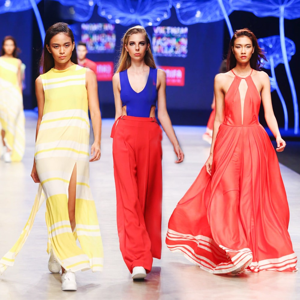 Vietnam International Fashion Week 2016- day 2- Canifa