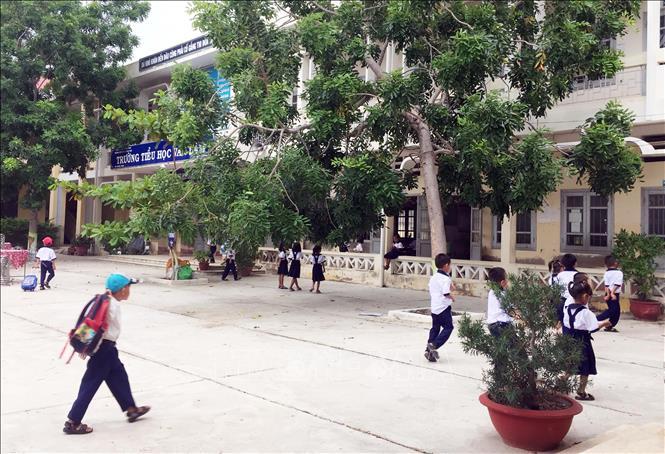 Ninh Thuận bảo đảm tốt nhất cho năm học mới trong bối cảnh dịch diễn biến phức tạp