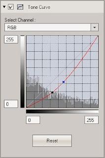 OV3 Tone Curve tool