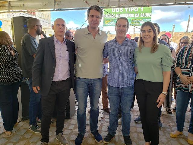 Prefeito de Ribeirão assina ordem de serviço para construção de nova UBS