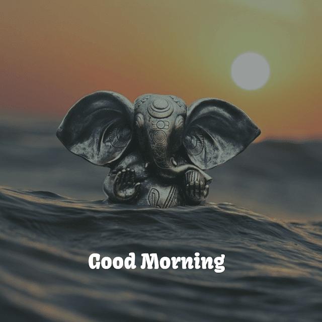 good morning ganesh image download
