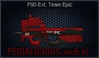P90 Ext. Team Epic