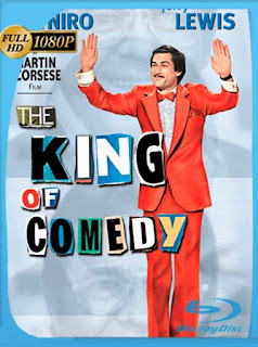 El Rey De La Comedia [1982] HD [1080p] Latino [GoogleDrive] SilvestreHD