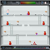 Mr. Don is a Pig who must rescue his girlfriend from this evil pigs lair! #FlashGames #OnlineGames