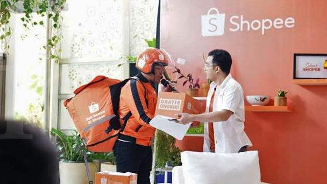 Lowongan Kerja Mitra Kurir PT Shopee International Indonesia Serang