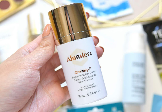 Alumier MD AluminEye Brightening Eye Cream