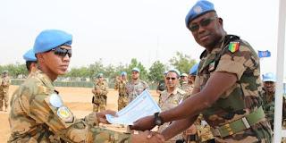 Kembali Harumkan Bangsa Prajurit TNI di Sudan berhasil selamatkan aset PBB dari pencurian - Commando