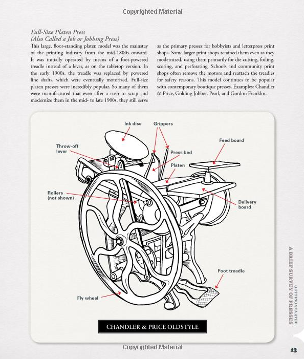 Giveaway - Letterpress Now, A DIY Guide to New & Old