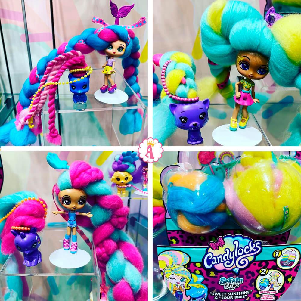 Новые игрушки для девочек Candylocks Safari Style куклы 2020