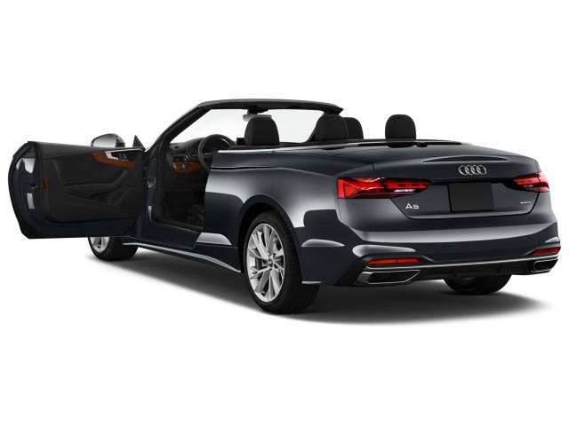 2020 Audi A5 Review