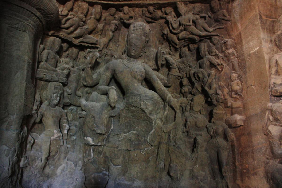 elephanta caves paintings - photo #12