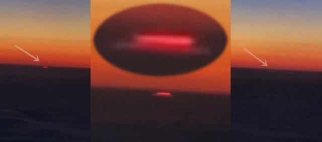 Plane passenger films weird rectangular glow above the clouds in Kazakhstan  Weird-rectangular-glow-clouds