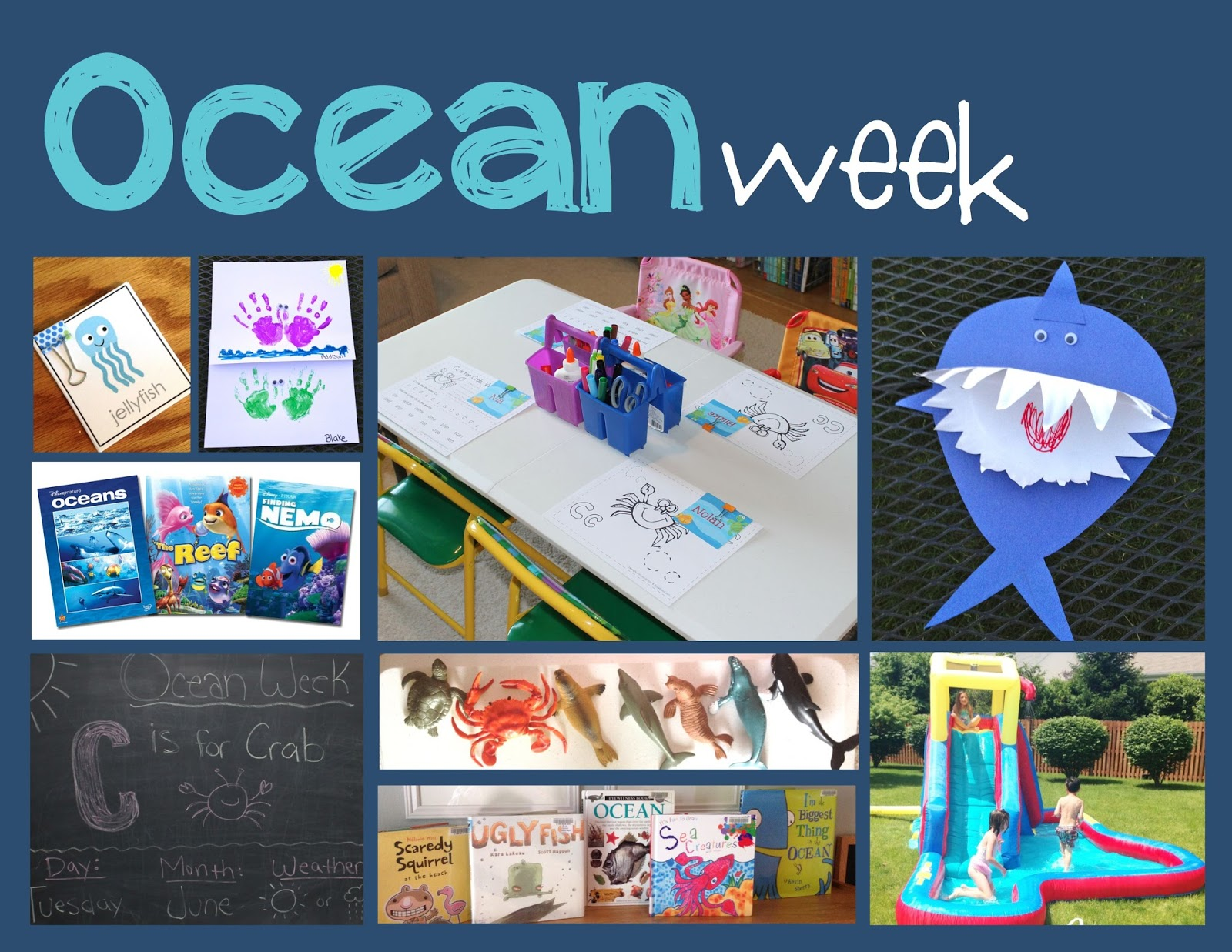 Summer Projects For 3 Year Olds