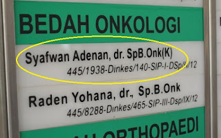 Bedah Onkologi RS Santosa Pusat Bandung