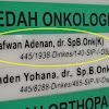 Jadwal Praktek Dokter Spesialis Bedah Onkologi RS Santosa Pusat Bandung (SHBC)