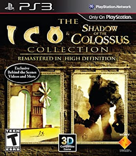 Ico Shadow of Colossus Remaster PS3 Torrent