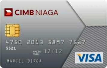 CIMB Niaga Visa Classic
