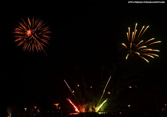 [Week 4] 3rd Philippine International Pyromusical Competition 2012: China vs. Netherlands