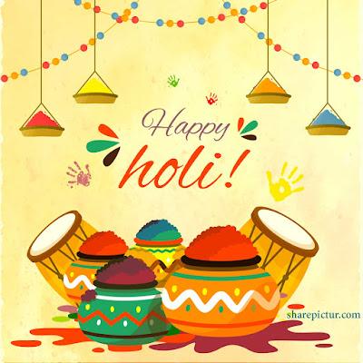 Happy Holi Best Wishes Images