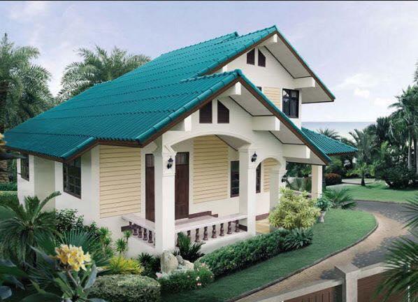 30+ Desain Rumah Klasik Sederhana, Adem Dipandang - Rumahku Unik
